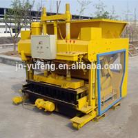 china product DMYF-6A hydraform block making machine price