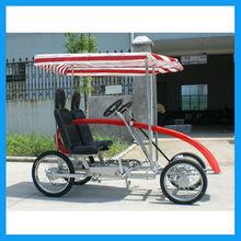 caravan surrey bike used for rental