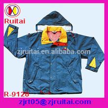 0.18mm polyester/PVC rain jacket