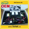 Auto light kits profitable business OEM hid lights kit 12V 35W/55W