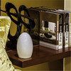 New Arrival 4400MA 5w cordless high brightness stained glass house lamp