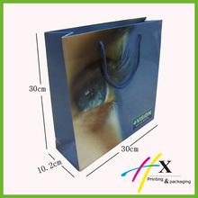 cheap paper bag/paper carry bags/custom shopping bag