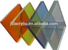 translucent colored acrylic/plexiglass/acrylate/PMMA sheet