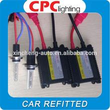 car accessory 12v 35w 55w xenon hid lights with iron base ceramics h4 h7 h11 880 881 9005 9006 h4-3 bixenon bulb lamp