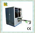 Tubo suave automática estampado en caliente de máquinas lc-su106hs