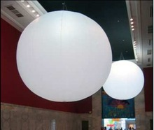 2014 promotional commercial motif adverting hype inflatable earth hanging light balloon sale