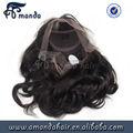 عالية الجودة رخيصة الثمن بالجملة باروكة شعر طبيعي للرجال أو النساء