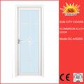 Porte principale modèles de portes en verre sans cadre porte pliante pliage et coulissante cloisons coulissantes partitions de pliage SCAAD060