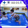 wqx 2014 متنزه المياه الاطفال في الأماكن المغلقة لينة السرير أسعار