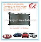 KIA Carnival 2.5 ATauto radiator spare parts or accessories