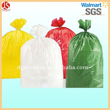 leakproof & eco-friendly giant garbage bag LDPE for supermarkets