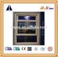 ventana de vinilo colgante, ventana colgante de PVC estilo americano de propia marca, perfil UPCV
