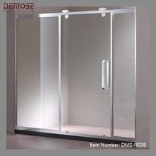 Aluminium Profiles Glass Mounted Shower Enclosures