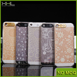 Hot selling led flash case for iphone 5s ,Ultra Thin PC Hard Case for iPhone 5