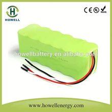 SC 3500mah 14.4V nimh rechargeable battery pack /power tool battery