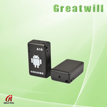 Portable intelligen gps personal tracker, gps and gsm dual mode,super amazing gps tracker with built-in Li battery