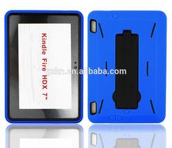 For Amazon Kindle Fire HDX 7 inch heavy duty bumper case