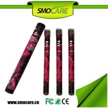 High quality new reusable battery powered electronic shisha e hookah pen