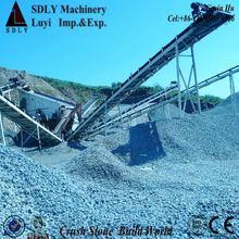 Reliabe Stone Crusher Machine, mobile vibrating screen crushing plant