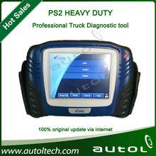 Heavy XTool PS2 truck diagnostic tool diagnostic computer