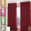 2014 100%poly modern decorative blackout curtain