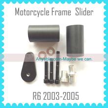 For YAMAHA R6 2003 2004 2005 Motorcycle Frame Slider