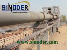 Sinoder supply Ilmenite Rotary Kiln for roasting Ilmenite, mineral ore, cement, LECA, lime -- Sinoder Brand