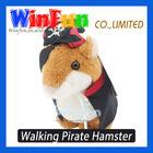 Christmas Gift Talking Toys Walking Pirate X Hamster Animals