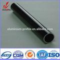 alta qualidade personalizado cor feita de alumínio extrudido anodizado perfil da liga de tubo