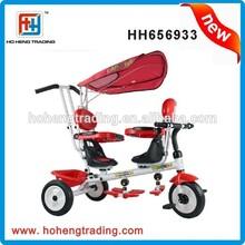 Stroller metal baby tricycle