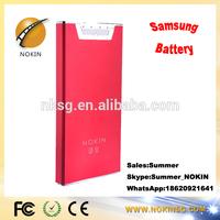 Aluminium alloy superior quality mobile phone portable power bank 20000