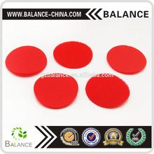 Velcro sheets/Nylon hook loop dots/Adhesive circle velcro coins