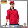 100% Cotton Uniform for Food Industry Engineering Uniform Workwear