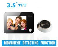 3.5 inch tft display digital security door viewer ,inteligent home systems digital camera door,idoorcam novelty doorbell