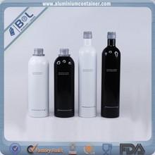 700ml aluminum liquor bottle , vodka, ky , gin