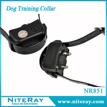 5 intensity levels remote bark stop dog tracking collar