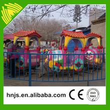 China manufacturer new style amusement equipment track train