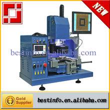 Semi Automatic Reflow Laptop BGA Repair Machine Infrared Hot Air BGA Equipment