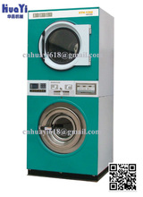 12kg Self-service Commercial Combo Washer Dryer (LPG or gas heat type)