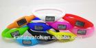 ion silicone digital sport watch