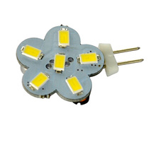 G4 5630 Led 6smd Led bulb Led G4 Halogen Replacement Warm white