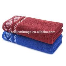 China Manufacturer 100% Bamboo Fiber Bath Towel Jacquard Bath Towels/Cheap Beach Towel/Sports Towel