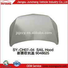 Car Front Hood Bonnet for Chevrolet NEW Sail 2010