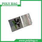 LDPE Agriculture Food Grade Clear Plastic Zip Lock Bags