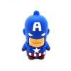 Bulk novelty superhero Usb Flash Drives For Promotional Gifts/drive medical usb flash/hotsale gadgets in brazil store LFN-064
