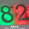 backlit led letter sign 3d stainless steel letter sign metal sign letters