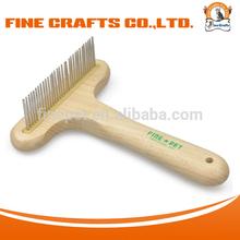 31 pins brush rake for pets
