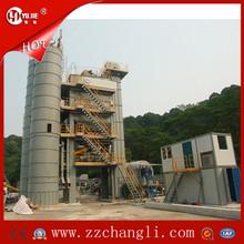 Mobile asphalte mélange usine, Froide mix usine d'asphalte