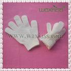 spa gloves/exfoliating body scrubber