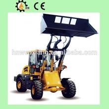 36.8KN wheel loader ZL12/15/16 Qingzhou construction equipment (CE 36.8KW )